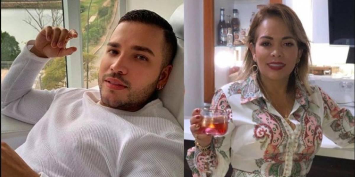 Le llegó su hora: Sandra Barrios, ex de Jessi Uribe, se dejó ver muy enamorada de su nueva pareja