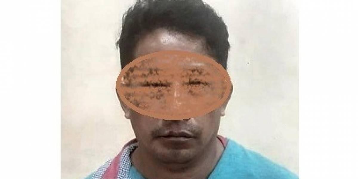 Padrastro detenido por violar a sus dos hijastras, de 8 y 9 años, en el Guasmo