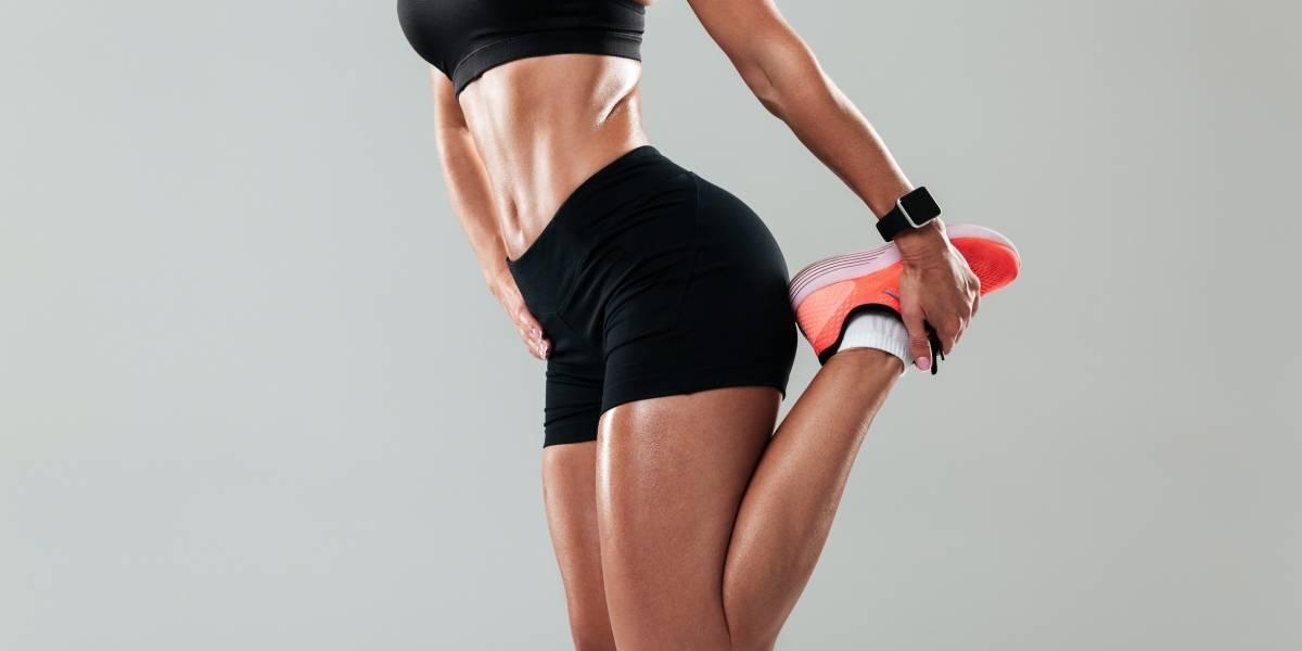 Bumbum empinado: rotina rápida de exercícios para fazer em casa
