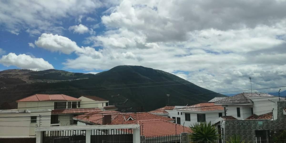 ¡Loco clima de Quito! ¿Por qué hace tanto frío y sale el sol al mismo tiempo?