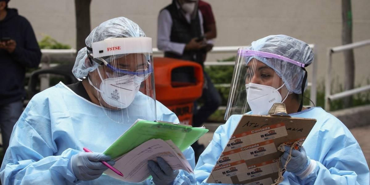 Casos acumulados de Covid-19 en México llegan a 311,486; hay 36,327 muertes
