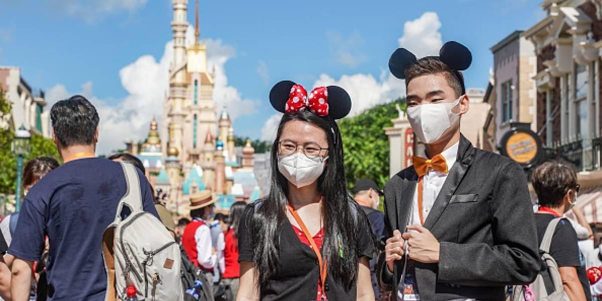 Disneylandia en Hong Kong vuelve a cerrar su parque por rebrote