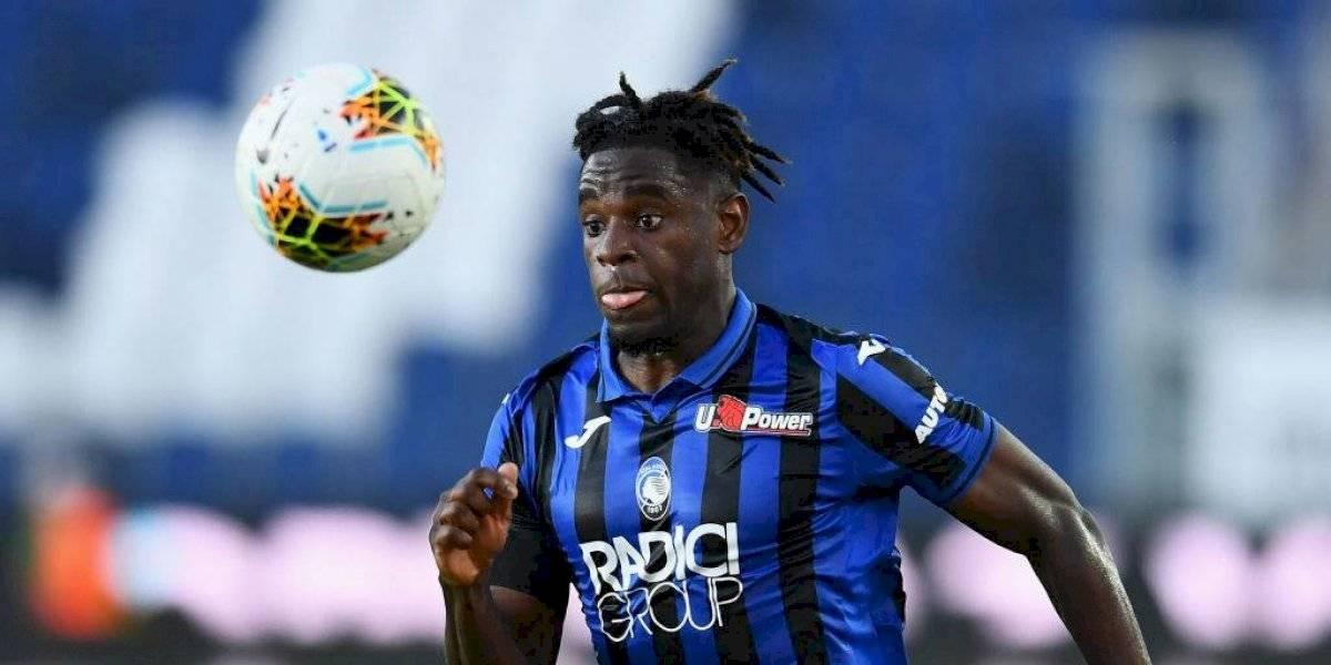 ¡Gol! Duván Zapata mantiene arriba al Atalanta tras salida de Muriel frente al Parma
