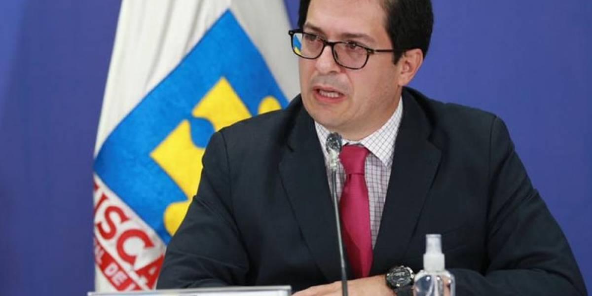 Fiscal Barbosa ha dado positivo cuatro veces para coronavirus