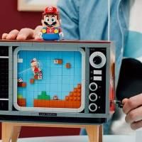 LEGO lanza genial set de la NES con Super Mario Bros. y hasta una TV vieja