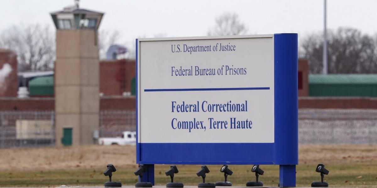 Estados  Unidos realiza la primera ejecución federal en casi dos décadas