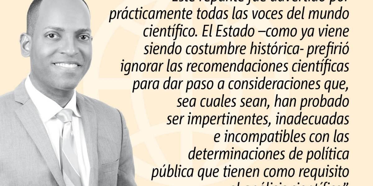 Columna de Julio Rivera Saniel: ¿En serio esperábamos algo distinto?