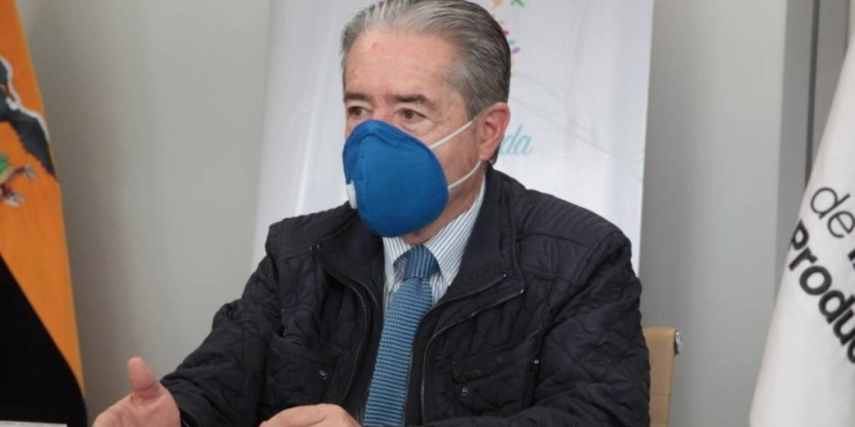 Juan Carlos Zevallos reconoce que no hay camas en UCI en Quito