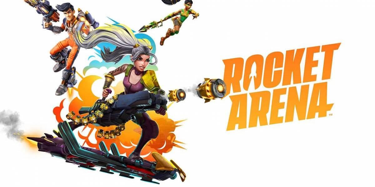 Rocket Arena review: la nueva apuesta de EA que nos hizo volar [FW Labs]