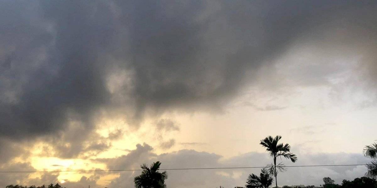 Polvo del Sahara vuelve a dominar hoy el cielo boricua