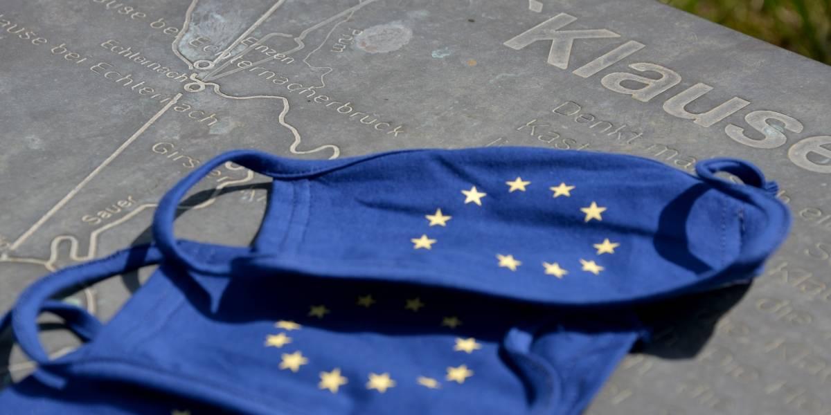 Cumbre UE.- Los líderes de la UE mantendrán su primera cumbre presencial con mascarillas desde el brote de coronavirus