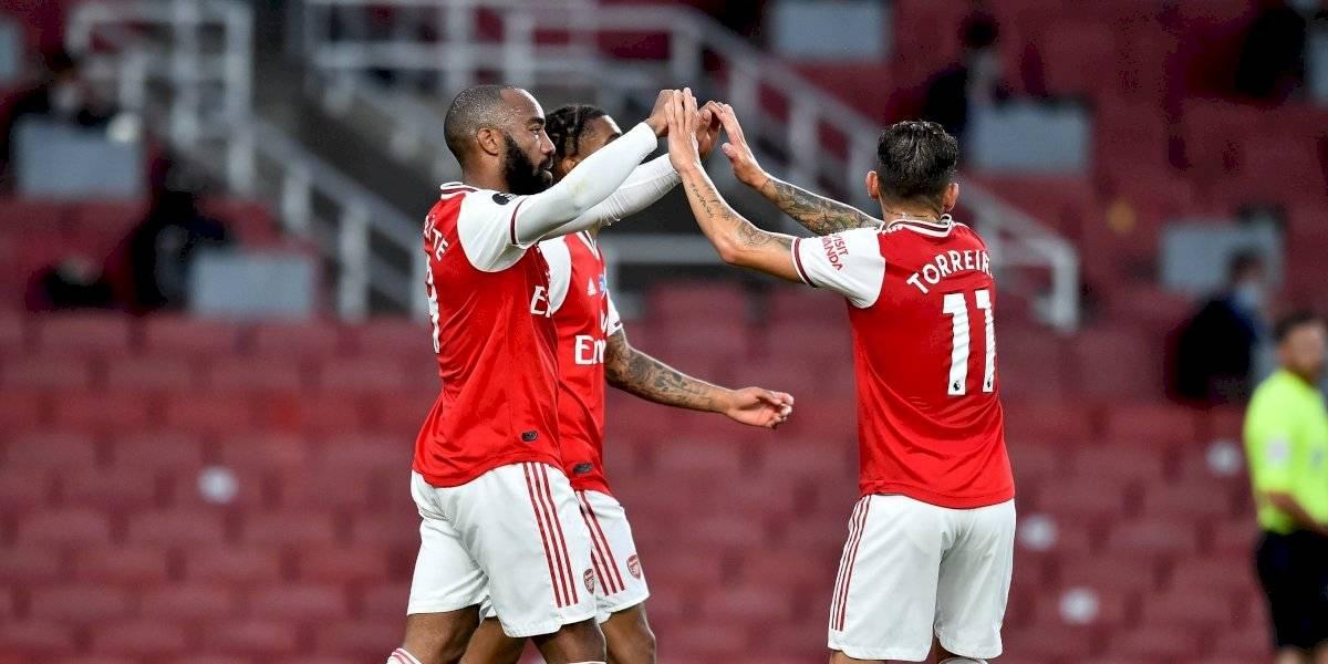 Arsenal deja al Liverpool sin el récord de los 100 puntos