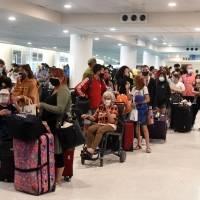Se afecta registro de maletas en el aeropuerto Luis Muñoz Marín por protocolo de explosivos