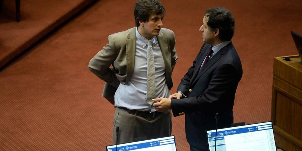 Diputado Celis acusa que Diego Schalper ha llamado a otros parlamentarios ofreciendo beneficios a cambio de votos