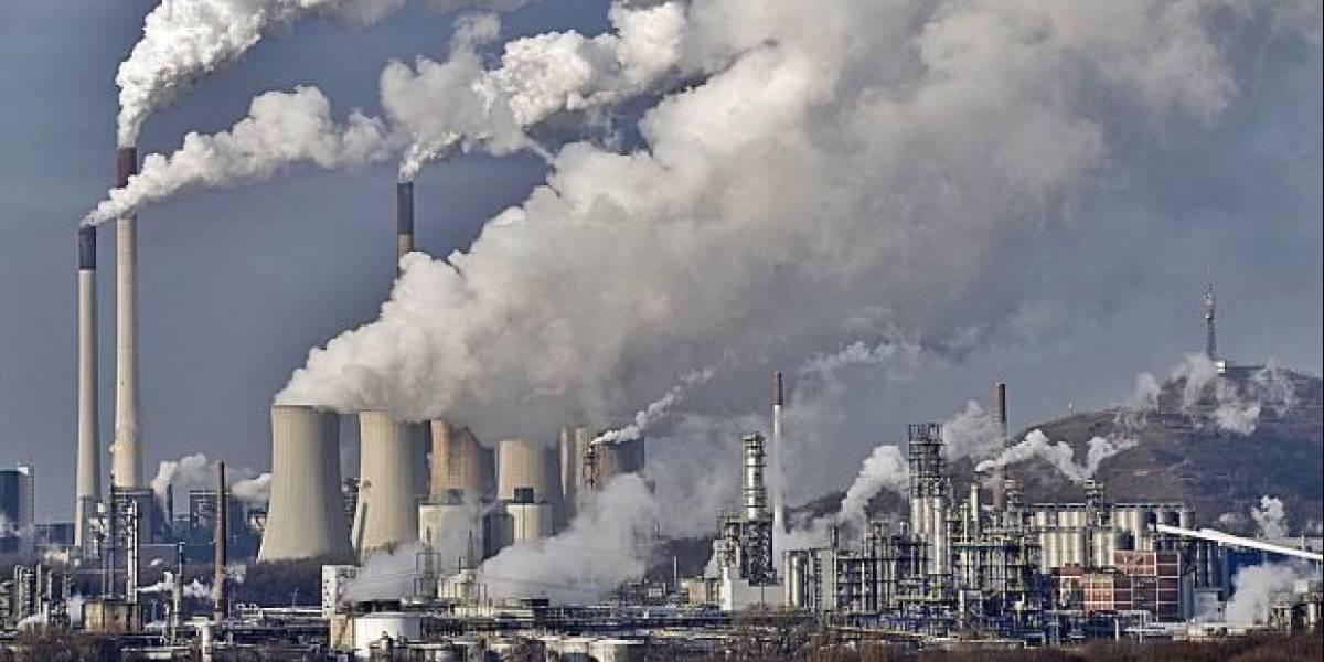 Calentamiento global: el gas del efecto invernadero alcanzó cifras récord