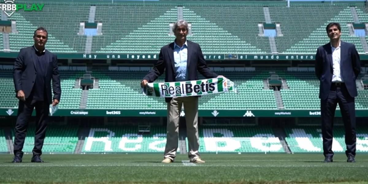 Medios europeos: Pellegrini va tras Isla para ficharlo en el Real Betis