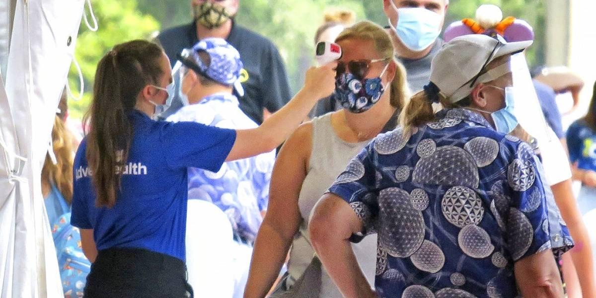 Florida sobrepasa los 300,000 mil casos confirmados de coronavirus