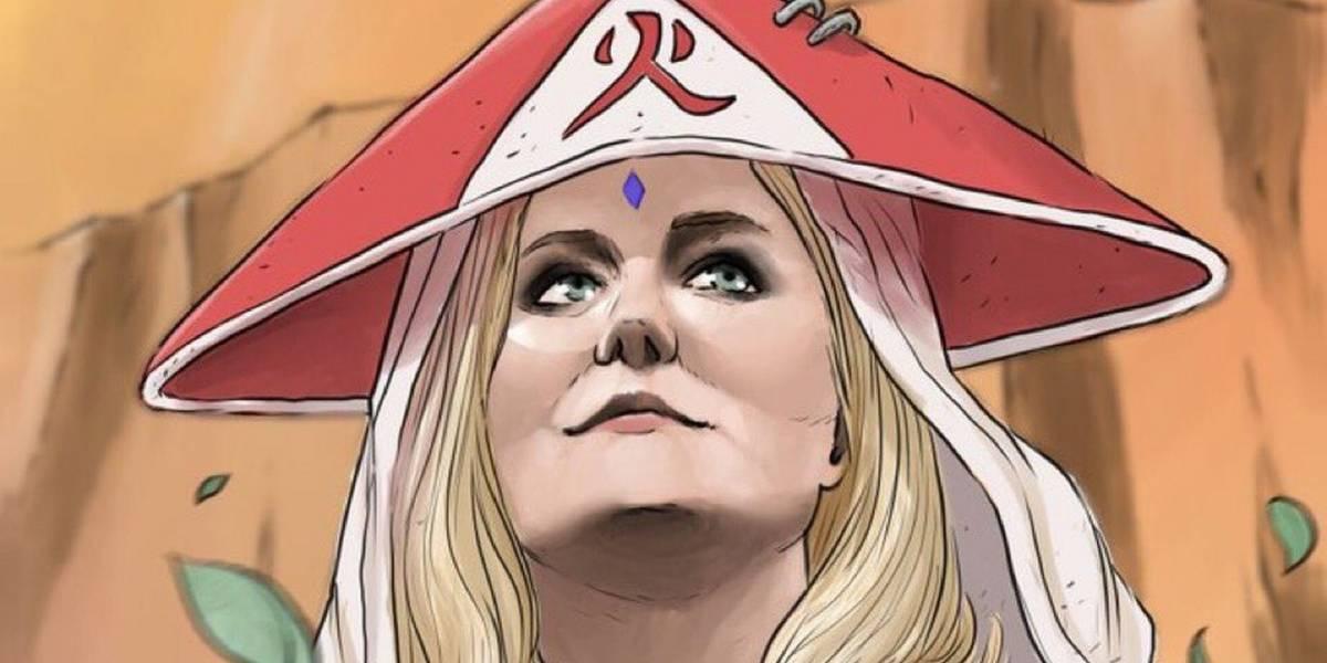 """No es primera vez: las otras referencias a """"Naruto"""" que ha publicado Pamela Jiles"""