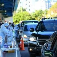 Vacinação de idosos terá 5 pontos de drive-thru na Capital