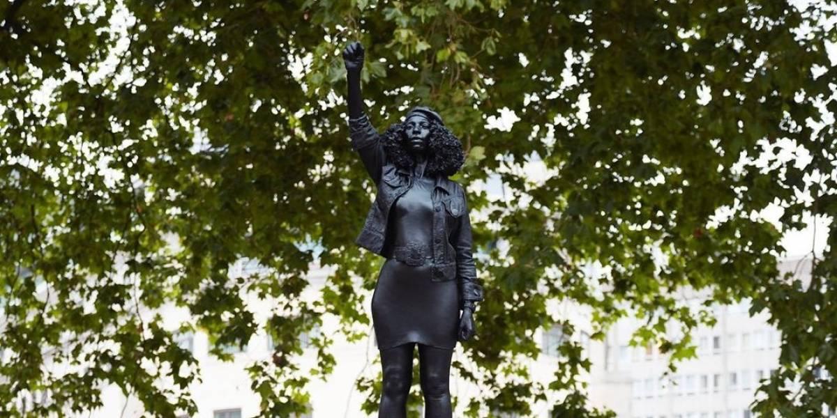 Estátua de ativista negra pode substituir permanentemente traficante de escravos em Bristol