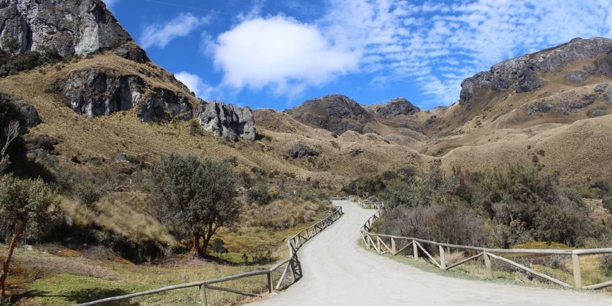 Parque Nacional Cajas recibirá a turistas desde este 15 de julio