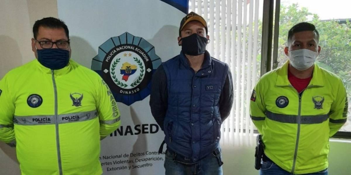 Capturan al presunto sospechoso de intento de femicidio en Cuenca