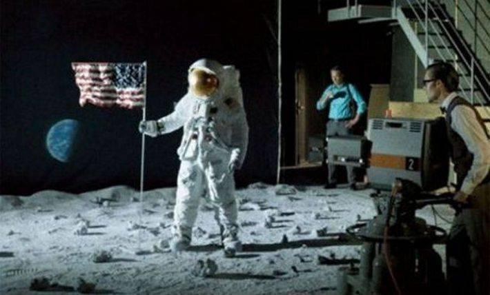 Apollo 11 Stanley Kubrick