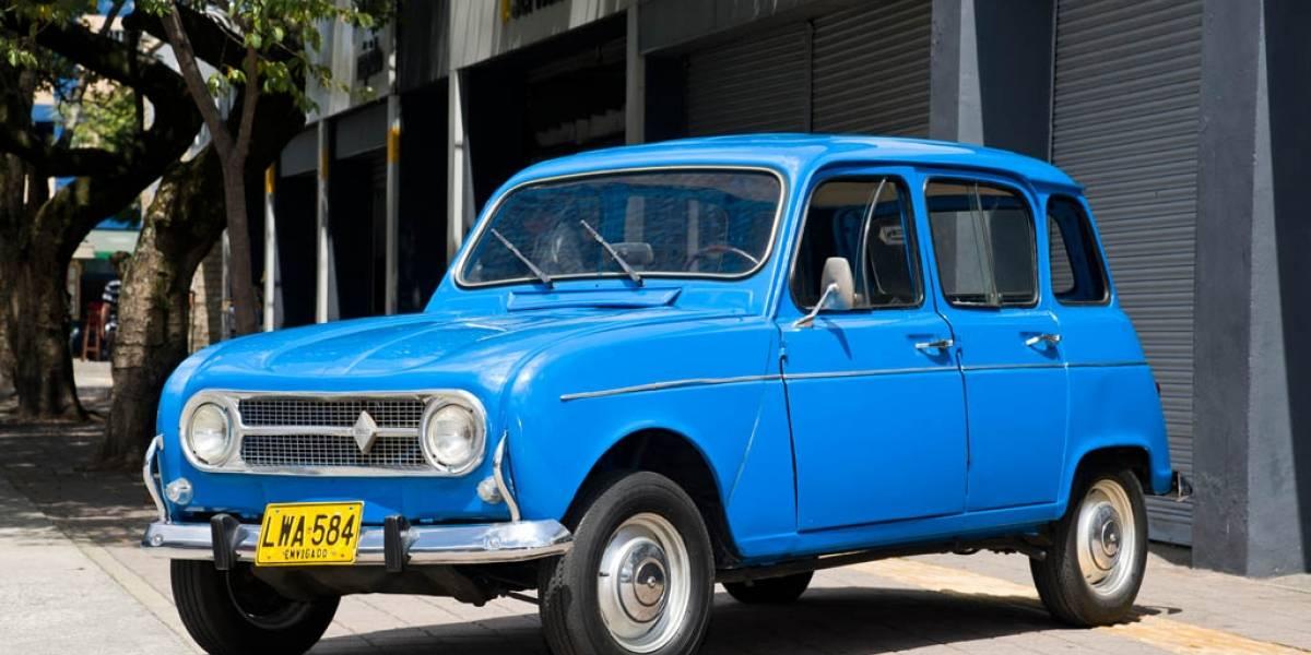 Renault 4: El 'amigo fiel' cumple 50 años de poner a Colombia en cuatro ruedas