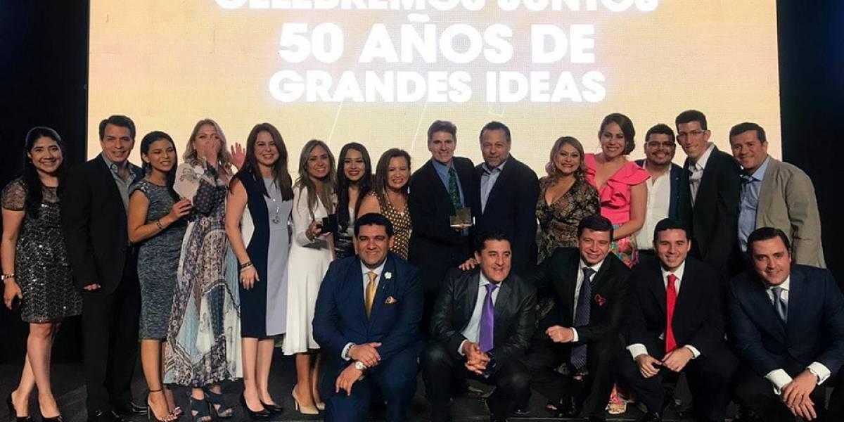Ecuador dentro del Top 10 Global en premios Effie Worldwide