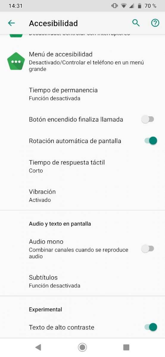 Motorola trucos