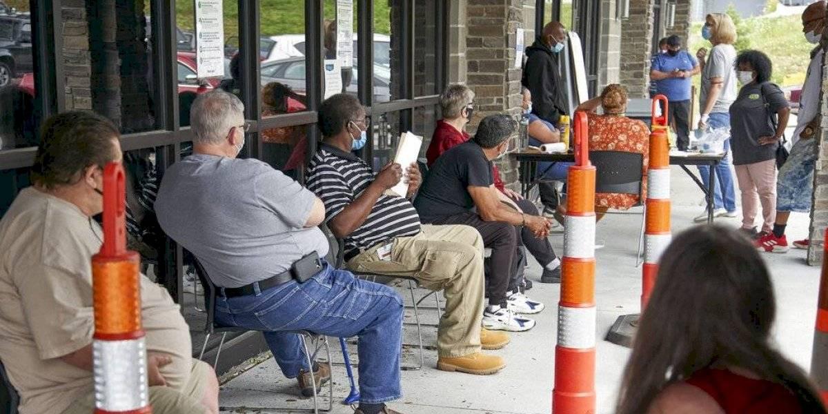 El coronavirus sigue provocando masivo desempleo en EE. UU.