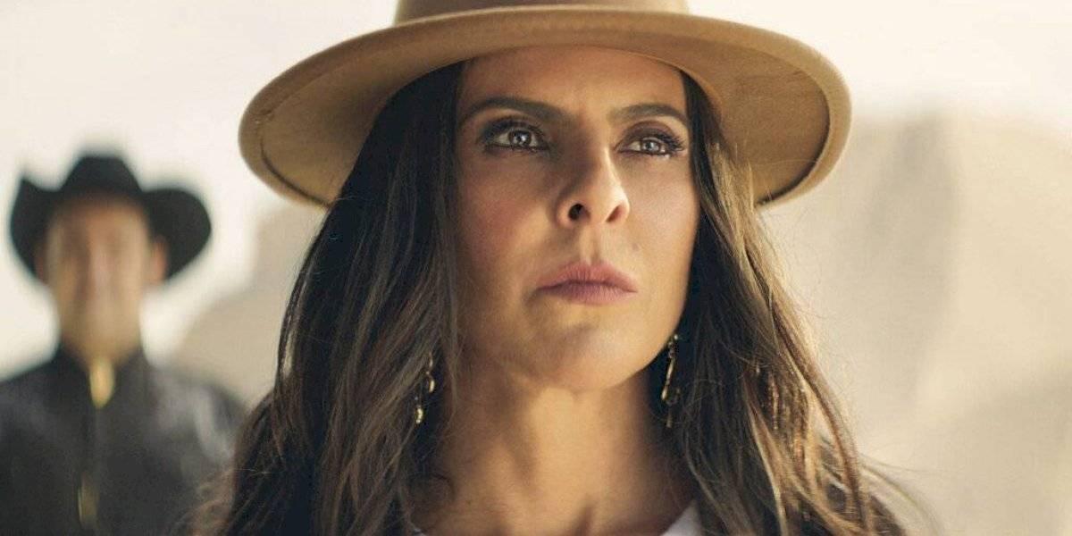 """Kate Del Castillo desea volver a interpretar a """"Teresa Mendoza"""""""