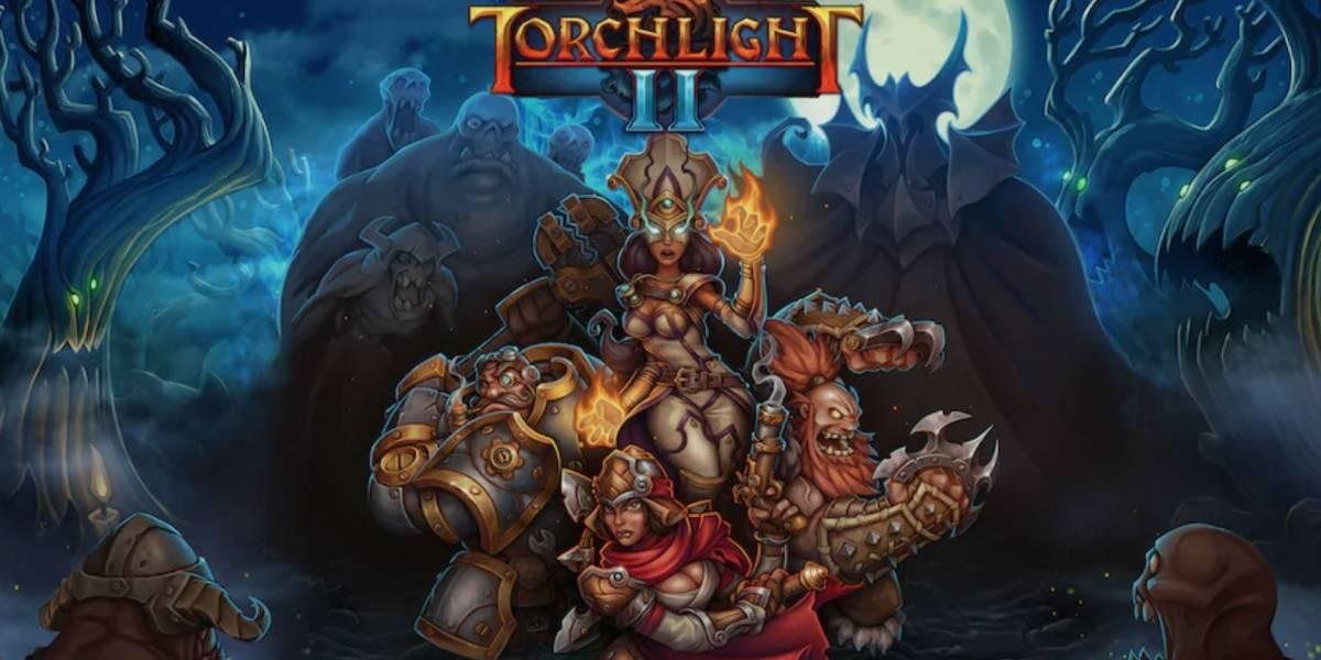 Torchlight II está disponível gratuitamente na Epic Games Store