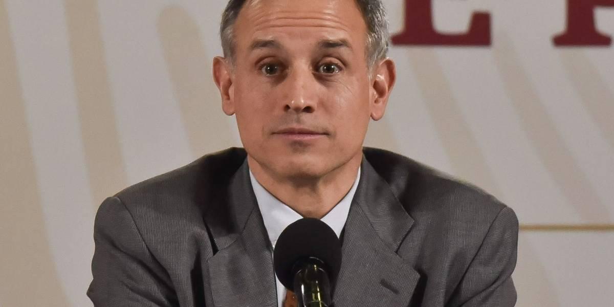 #PolíticaConfidencial Hugo López-Gatell ya la libró