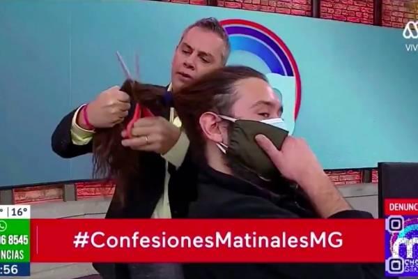 Vuelco en el caso de José Miguel Viñuela y el corte de pelo a camarógrafo del Mucho Gusto