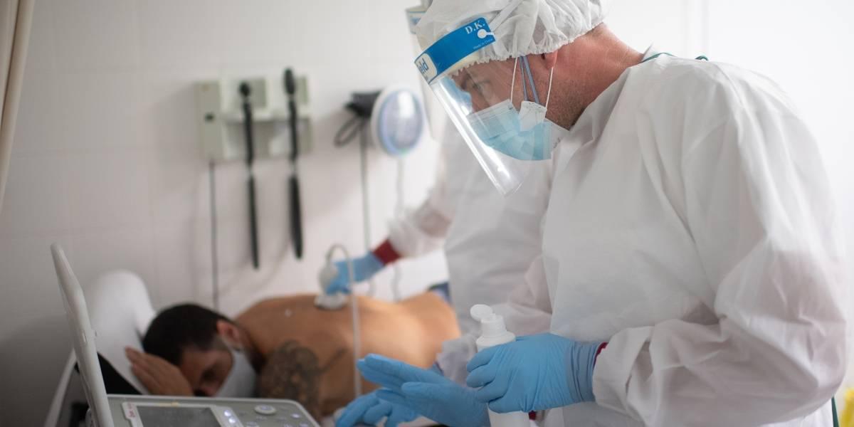 Covid-19 foi principal causa de 89% dos óbitos durante pandemia, diz estudo italiano