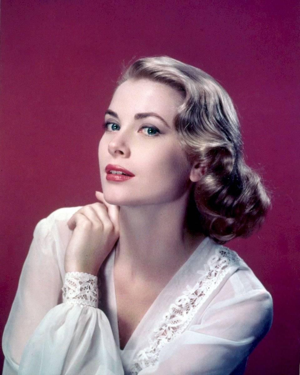 La princesa Diana estuvo seguida en belleza por Grace Kelly, princesa de Mónaco