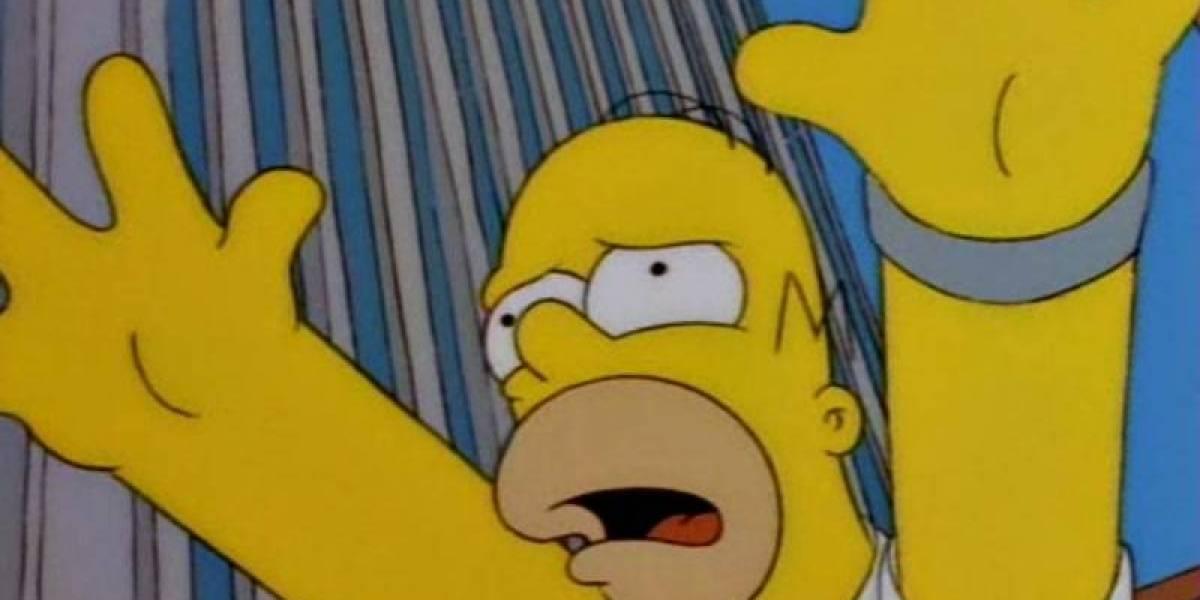 Bolivia: Piedra se parece a Homero de Los Simpson y es la sensación