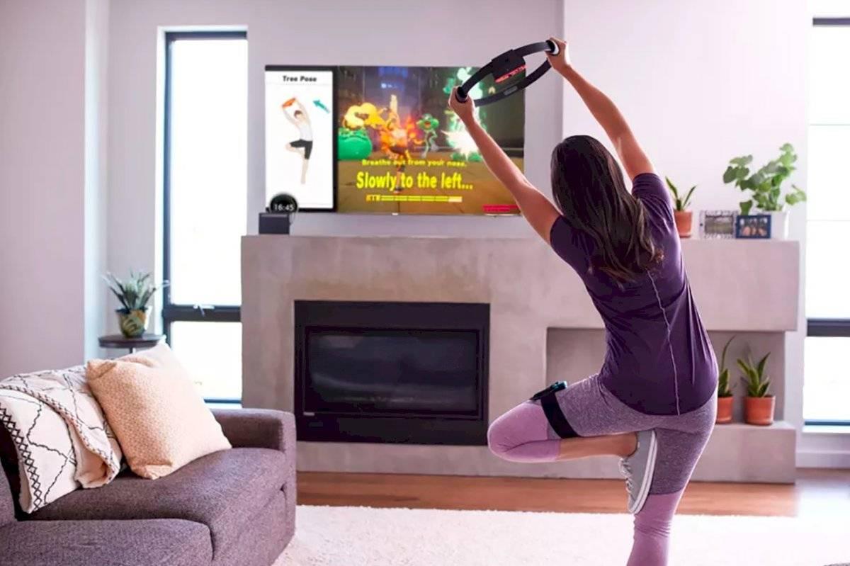 Jugar videos es una forma tambié muy divertida para la salud de tu corazón.