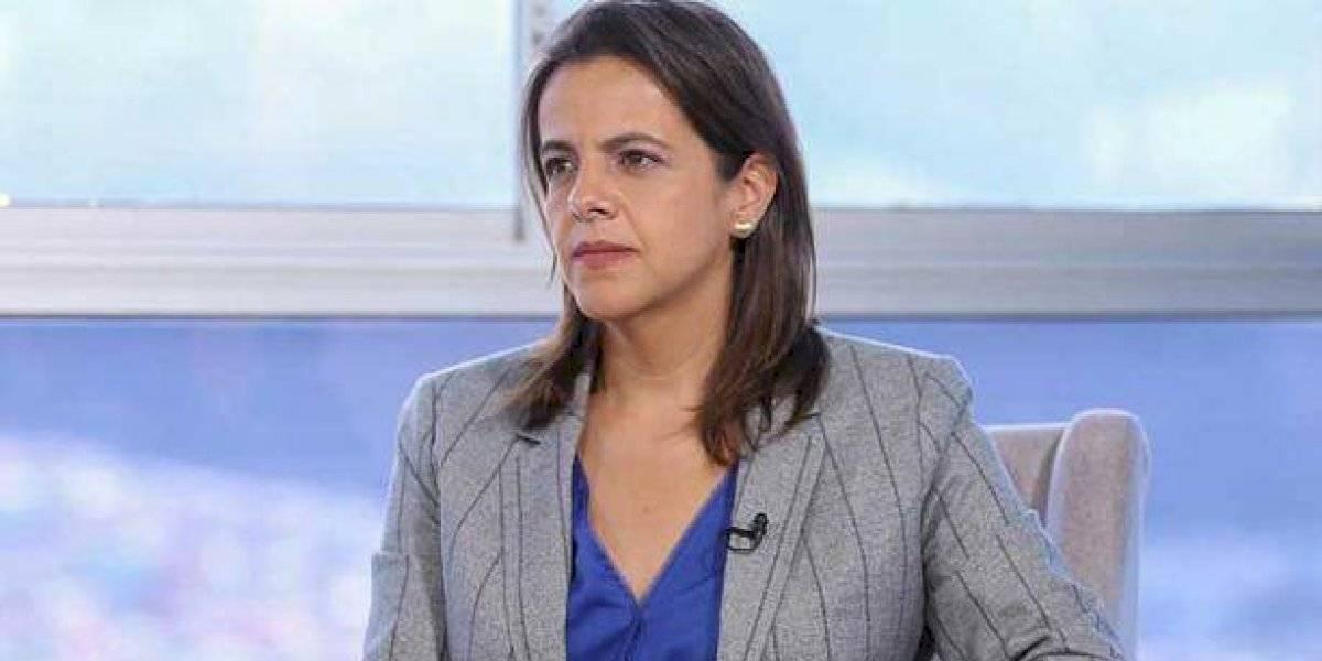 María Paula Romo reacciona ante pedido de declarar por el caso de Mendoza y Azuero