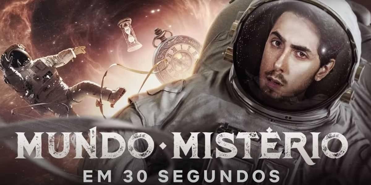 Série do youtuber Felipe Castanhari estreia em agosto na Netflix