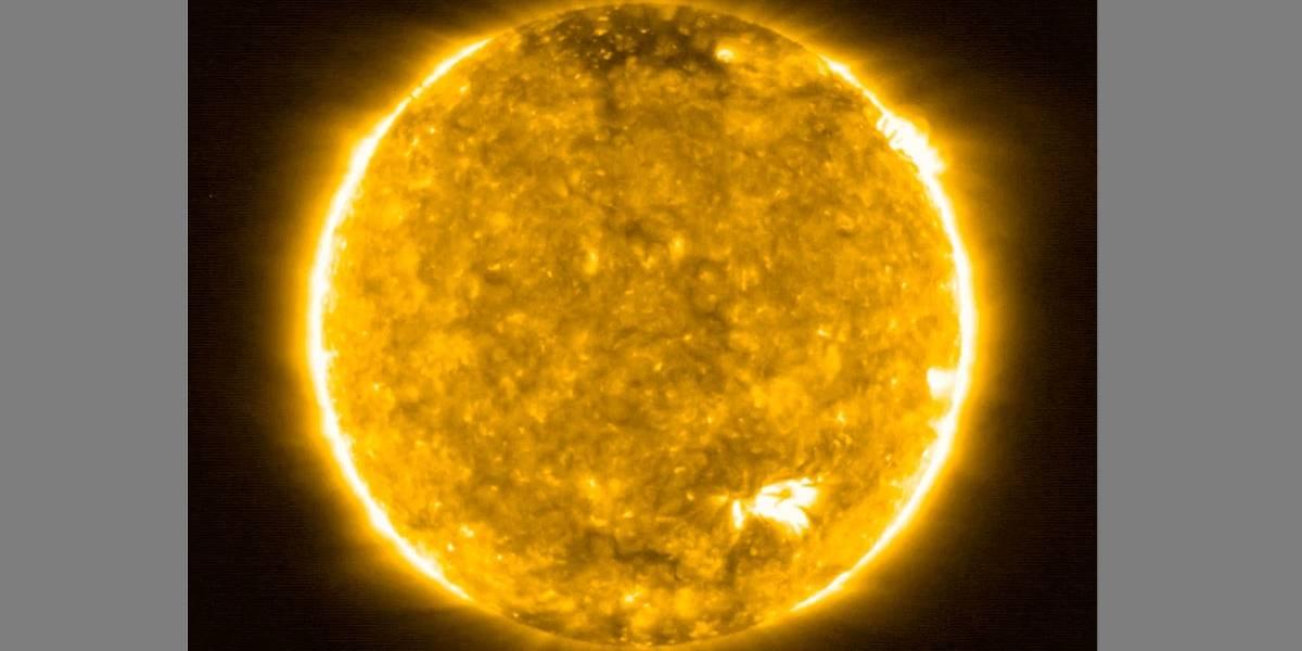 Nasa e ESA divulgam fotos inéditas do sol