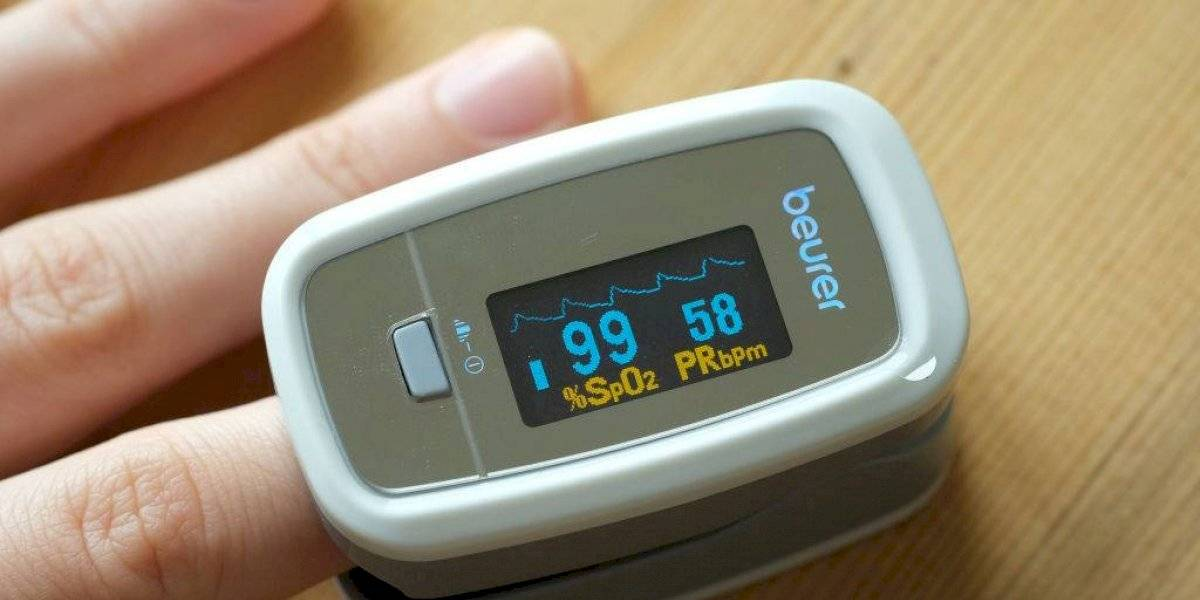 Oxímetro, una pieza básica en el botiquín médico ante Covid-19
