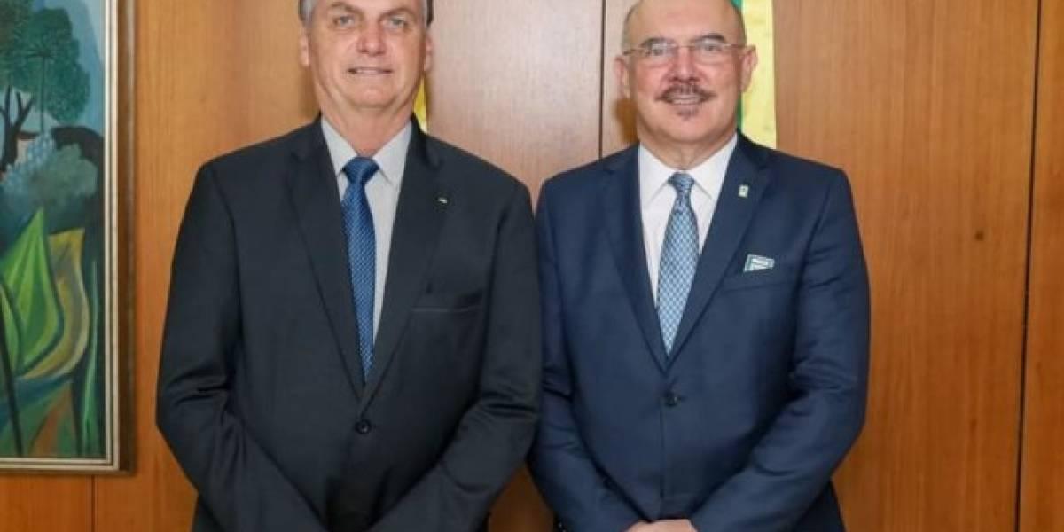 Em posse, ministro da Educação Milton Ribeiro se diz 'devedor' da escola pública