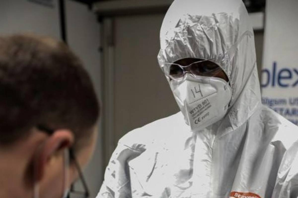 United States over 19 million coronavirus cases