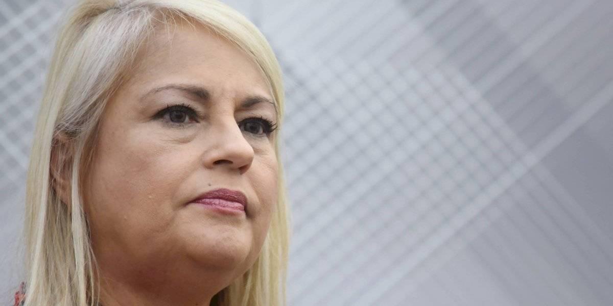Gobernadora dice que no hablará más del PFEI y la investigación en su contra