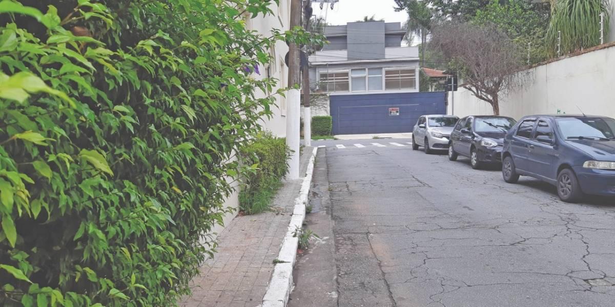 Calçadas não podem ser ciladas