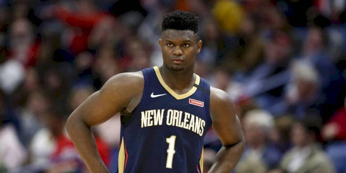 Zion Williamson deja la burbuja de la NBA para atender asuntos familiares
