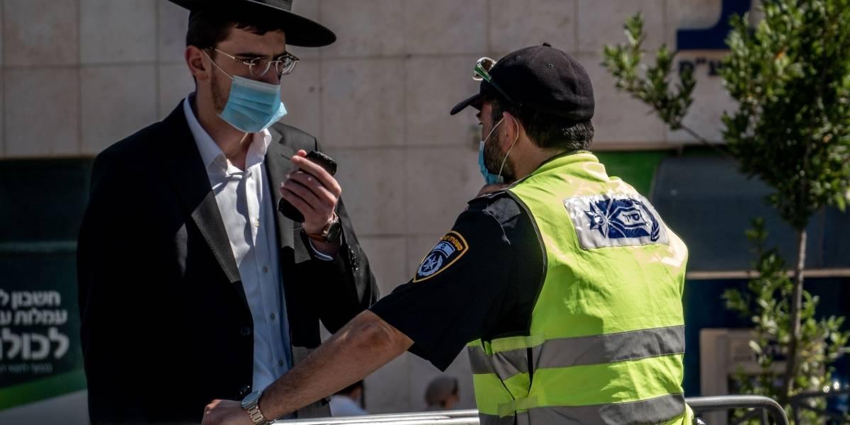 Israel supera los 50.000 casos y retrocede en la reapertura