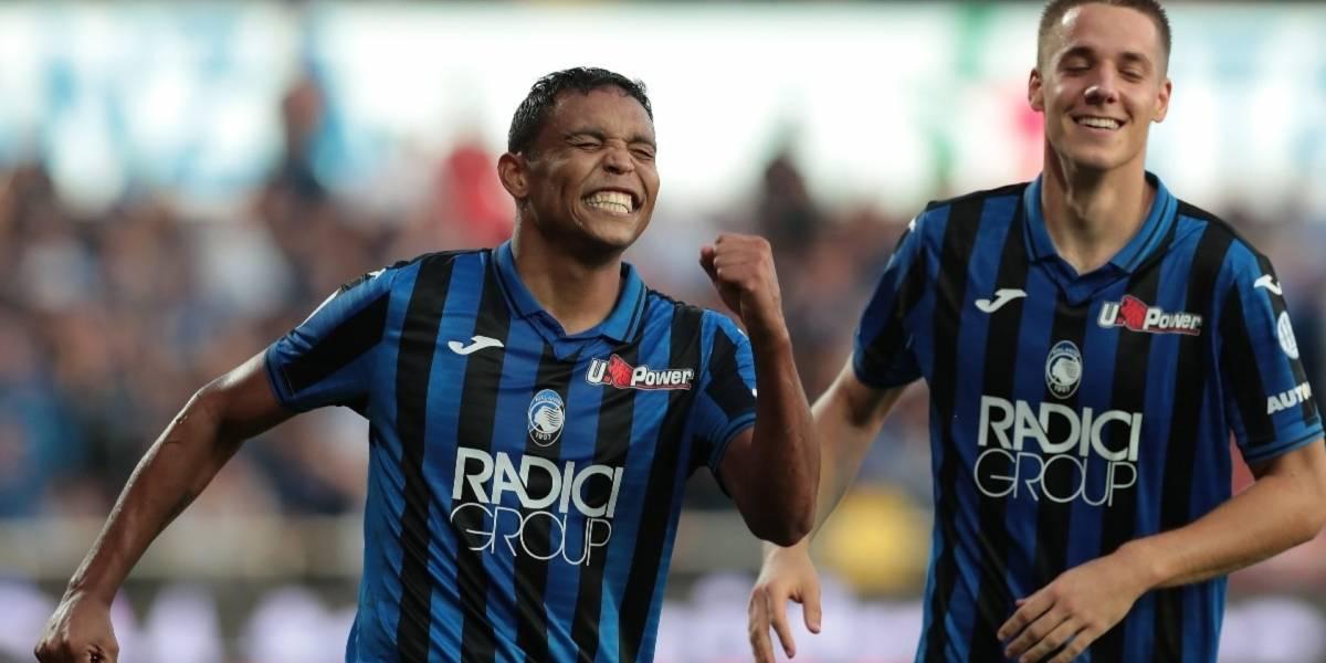 Juventus va a fondo por Duvan Zapata